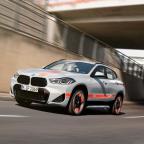 Der neue BMW X2 M Mesh Edition.